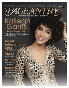 Kaliegh Garris Miss Teen USA