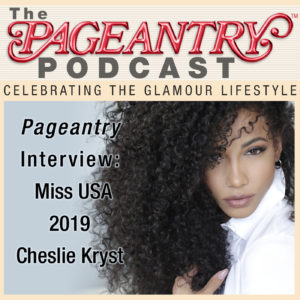 Cheslie Kryst, MIss USA, Miss USA Pageant, Miss USA 2019