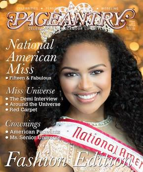 Pageantry magazine Spring 2018 NAM
