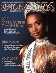Zozibini Tunzi of South Africa wins the title of Miss Universe 2019