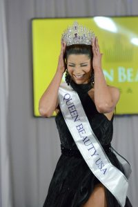 The Queen Beauty USA, the pageant for models, was won by Stormy Keffeler representing Washington.