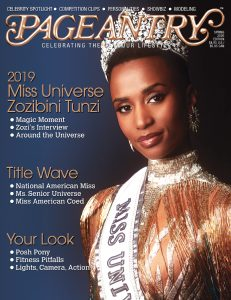miss universe pageant, national american miss pageant, miss american coed pageant, ms. senior universe pageant, zozibini tunzi
