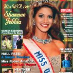 pageantry magazine, pageantry, shawnae jebbia, miss usa, miss rodeo america, heather hasse, brad pitt, children's fashions, swimsuit fashions, career fashions, miss cyberworld