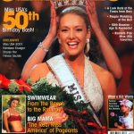 pageantry magazine, pageant, kandace krueger, miss usa, miss usa 50th anniversary, twirl mania, disney, children's fashions, swimsuit fashions