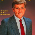 pageantry magazine, pageants, gary collins, television host