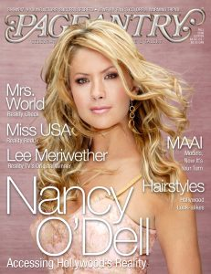 pageants, pageantry magazine, celebrity, nancy o'dell, mrs. world, miss usa, lee meriwether, MAAI