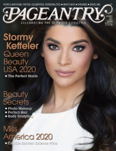 Pageantry magazine Queen Beauty USA, Stormy Keffeler, Miss America, Camille Schrier