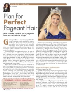 pageant hair, perfect hair, pageant, pageantry, beauty queen