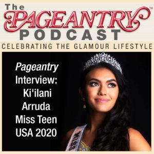 beauty pageants, pageant interviews, ki'ilani arruda, teen pageants