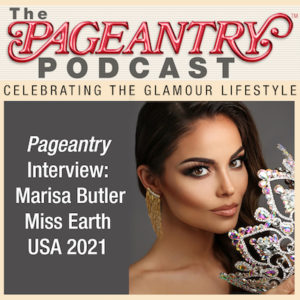 miss earth, beauty pageant, pageants, pageant interviews, marisa butler, miss earth usa